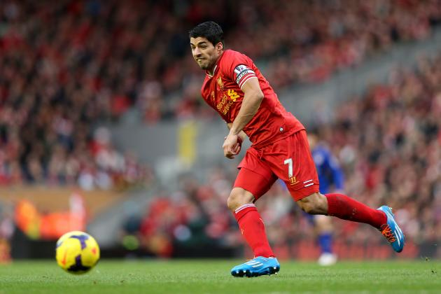Why Manchester City Must Stop Liverpool's Luis Suarez on Boxing Day