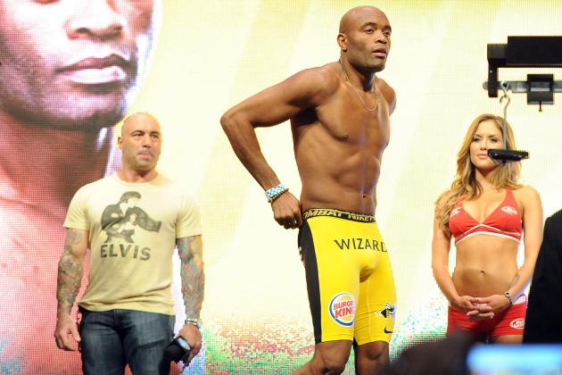 Anderson Silva: Dana White Is the George W. Bush of MMA