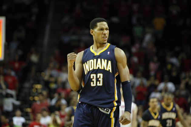 What's Danny Granger Going to Be Worth on NBA Free Agent Market?