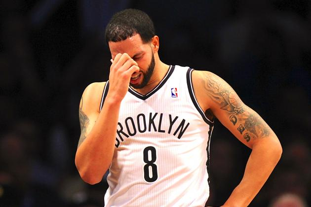 Deron Williams Says Brooklyn Nets Season Has Been a 'Nightmare'