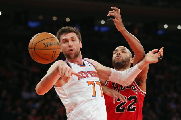 Why New York Knicks Best Play Is Trading Andrea Bargnani