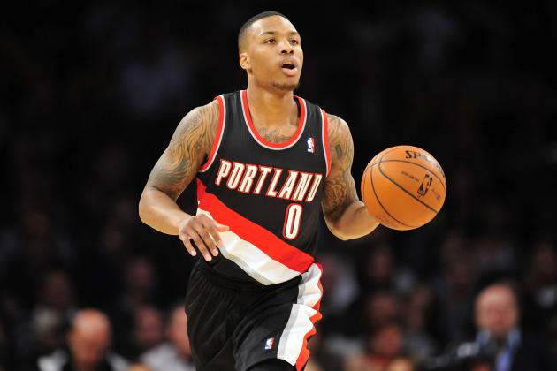 How Much Higher Can Damian Lillard Keep Raising the Bar?