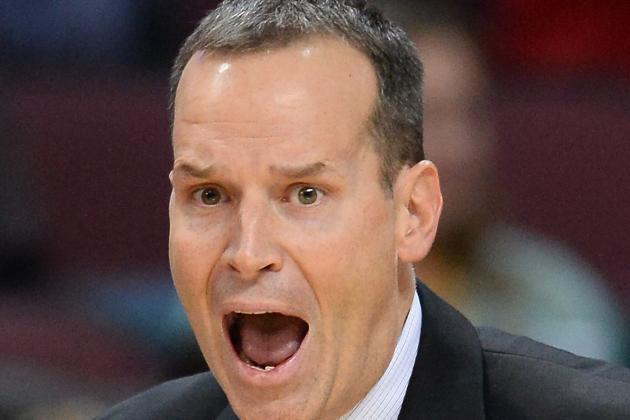 Chris Collins Embraces Challenge of Lifting Northwestern to NCAAs