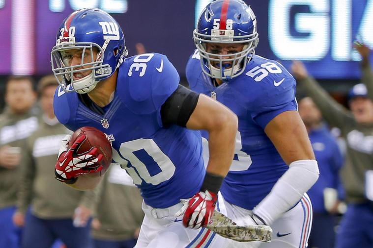 Giants Rookie Cooper Taylor Looks to Rent out New York Apartment for Super Bowl
