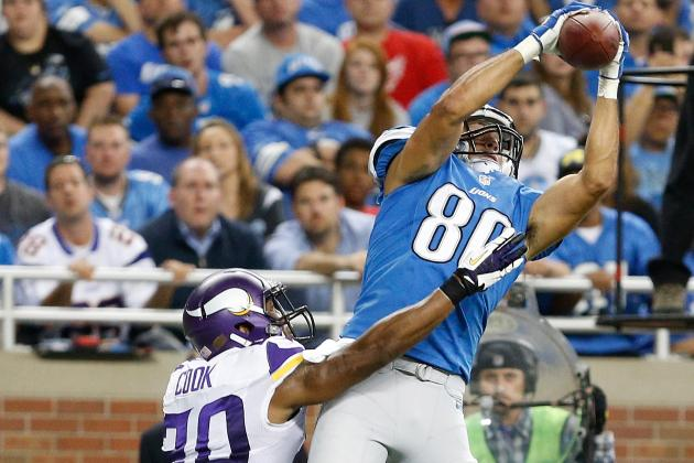 Detroit Lions vs. Minnesota Vikings: Breaking Down Detroit's Game Plan