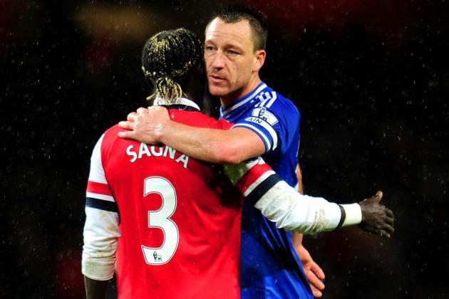 Arsenal vs. Chelsea: Score, Grades and Post-Match Reaction