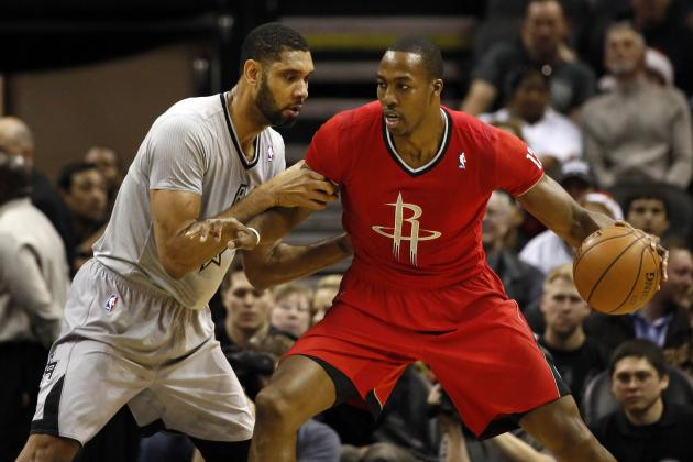 Houston Rockets vs. San Antonio Spurs: Postgame Grades and Analysis