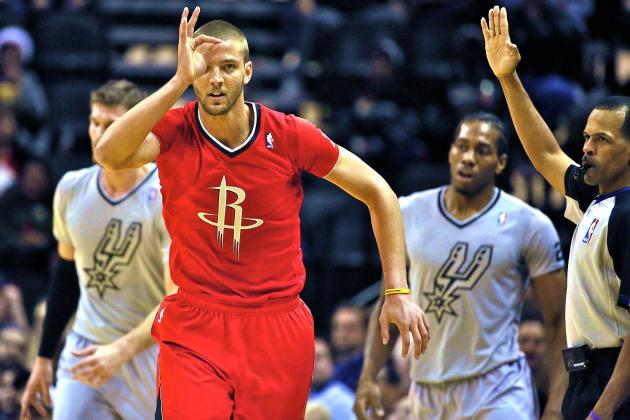Houston Rockets vs. San Antonio Spurs: Live Score and Analysis