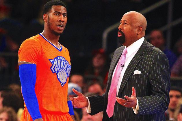 Mike Woodson's Hot Seat Approaching Boiling Point
