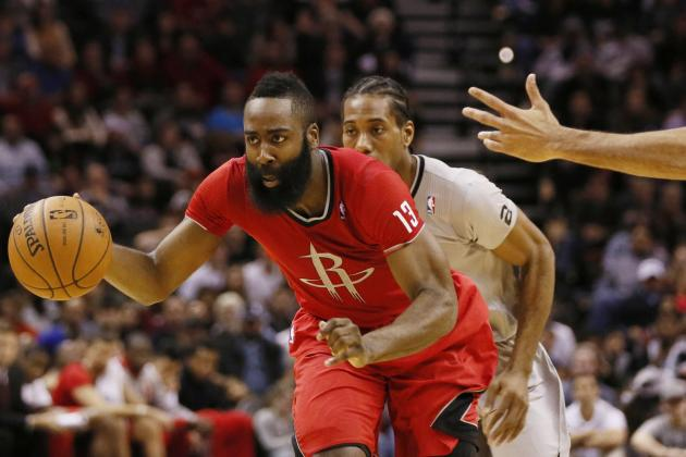 Game Day: Rockets at Spurs