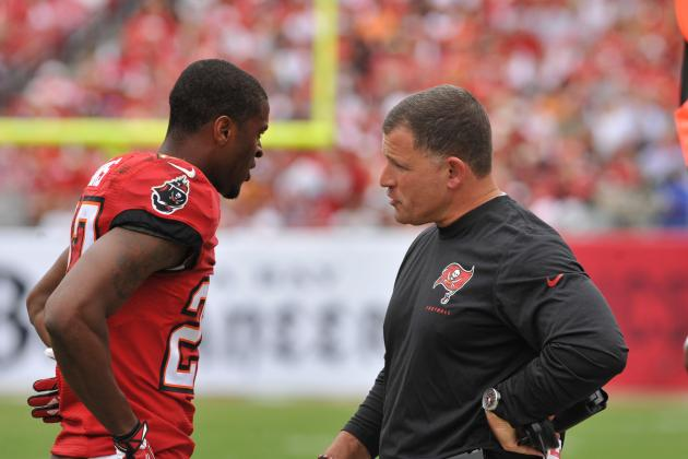 Defeating the Saints This Sunday Should Not Save Schiano's Job
