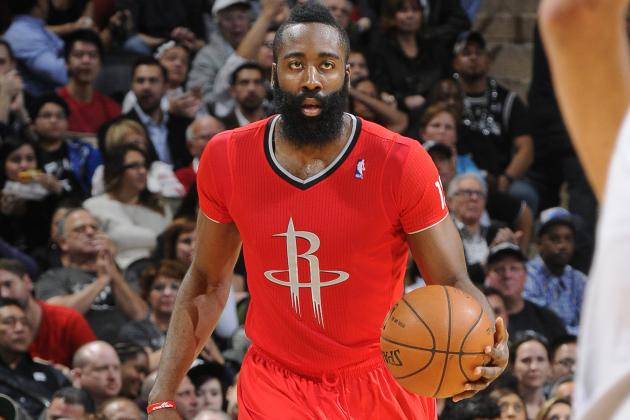 James Harden Learns to Manage Ankle Injury
