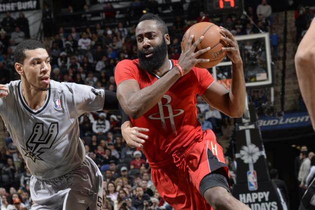 James Harden Gives Rockets Another Statement Win, but They Need Something More