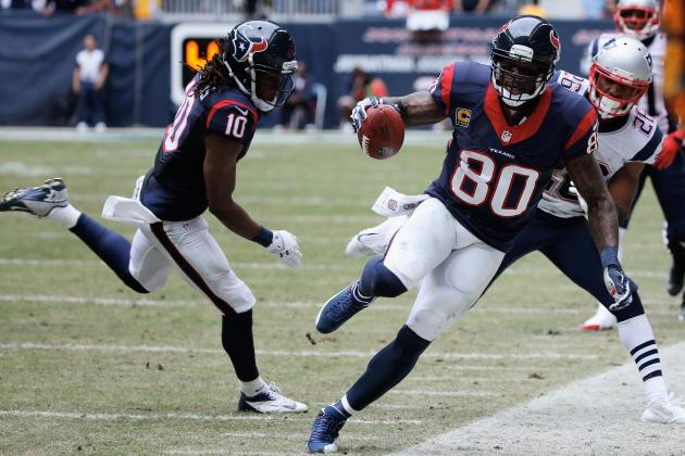 Houston Texans vs. Tennessee Titans: Breaking Down Houston's Game Plan