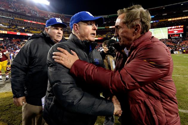 Washington Redskins vs. New York Giants: Breaking Down New York's Game Plan