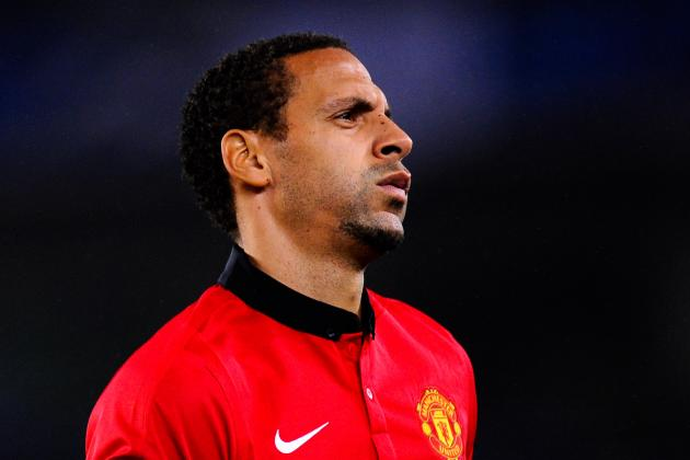 Manchester United Transfer Rumours: Moyes Right Not to Renew Rio Ferdinand Deal