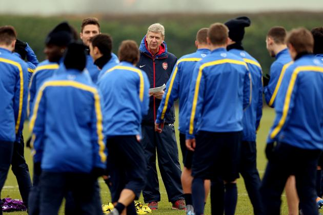 Arsenal Transfer News: Players Arsene Wenger Can Afford to Offload