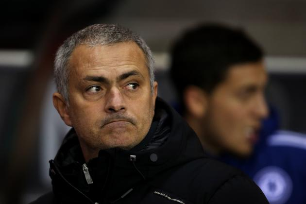 Chelsea Transfer News: Highlighting Jose Mourinho's Top January Targets