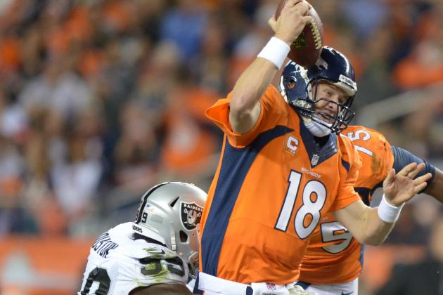 Broncos vs. Raiders: Breaking Down Oakland's Game Plan