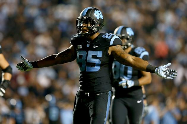 Belk Bowl 2013: Storylines and Players to Watch in Cincinnati vs. UNC