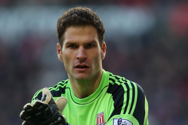 Asmir Begovic Injury: Updates on Stoke City Star's Finger and Return