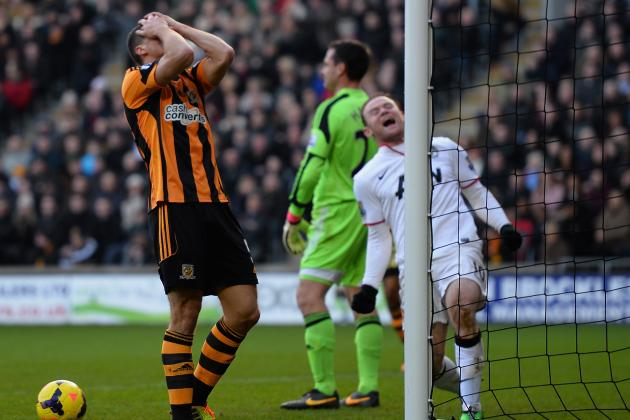 Hull City vs. Manchester United: Score, Grades and Post-Match Reaction