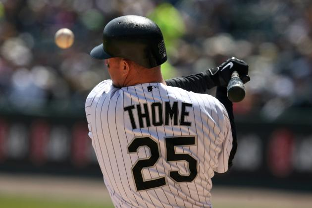Jim Thome Says He's Not Officially Retired