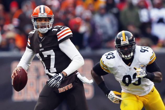 Browns vs. Steelers: Breaking Down Pittsburgh's Game Plan