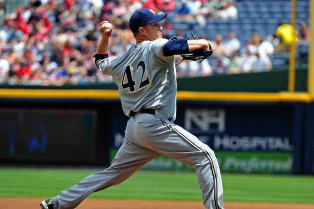Chris Narveson Signs with Tokyo Yakult Swallows