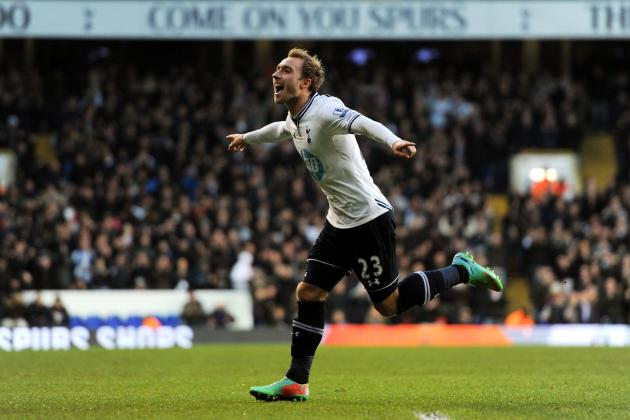 Tottenham vs West Bromwich Albion: Premier League Live Score, Highlights, Report
