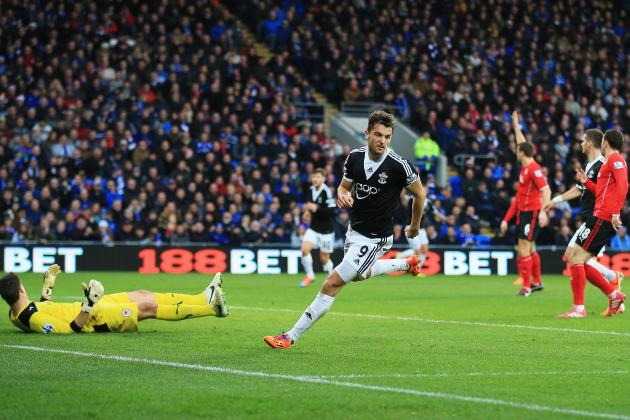 Analysing Jay Rodriguez's Performance vs. Cardiff City