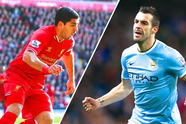 Manchester City vs. Liverpool: Premier League Live Score, Highlights, Report