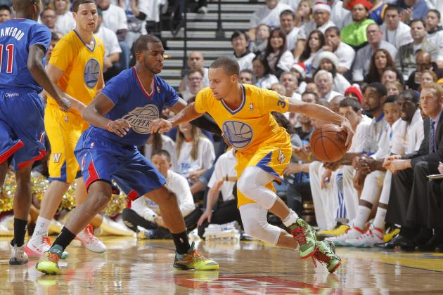 LA Clippers-Golden State Warriors Poised to Be Next Great NBA Rivalry
