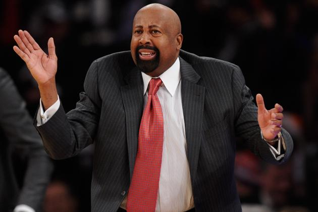 Why New York Knicks Have to Ditch Mike Woodson Immediately