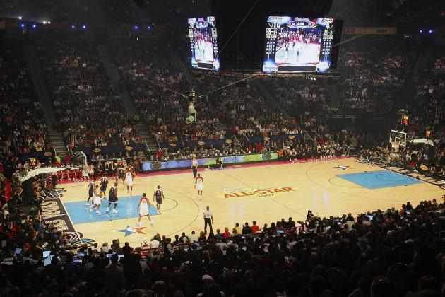 Former NBA Player Jackie Robinson Proposes Plan for Las Vegas Arena