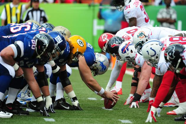 Pro Bowl Format 2014: Full Breakdown of the New Selection Process