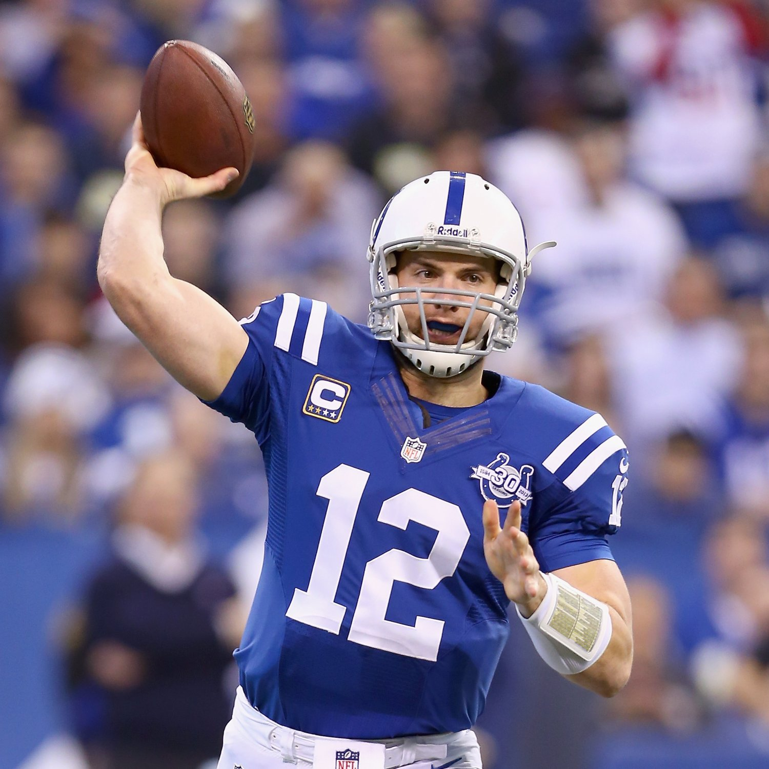 How Andrew Luck's Sophomore Campaign Compares to Peyton ...