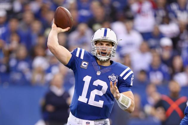 How Andrew Luck's Sophomore Campaign Compares to Peyton Manning's