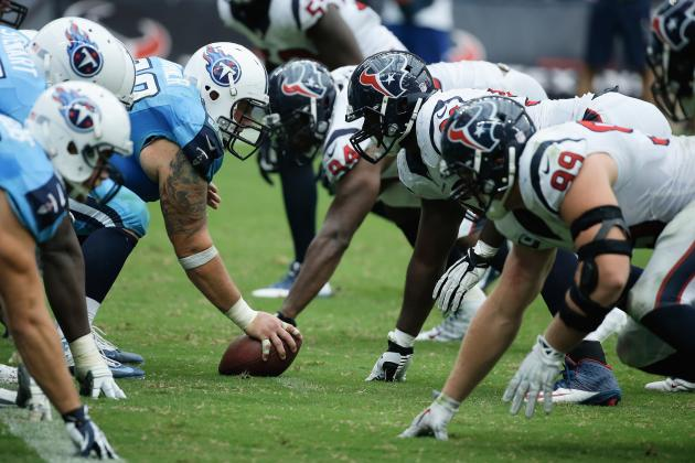 Houston Texans vs. Tennessee Titans: Spread Analysis and Pick Prediction
