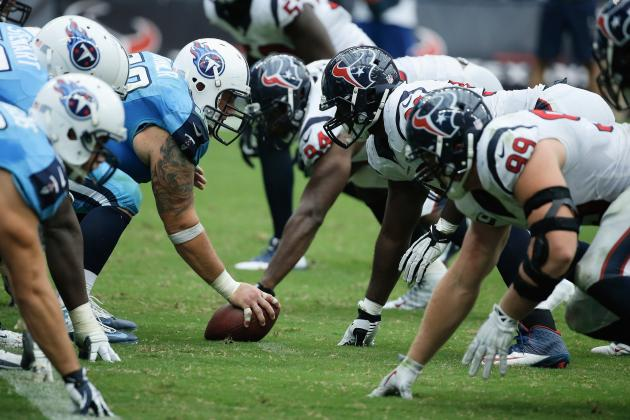 Texans vs. Titans: Breaking Down Tennessee's Game Plan