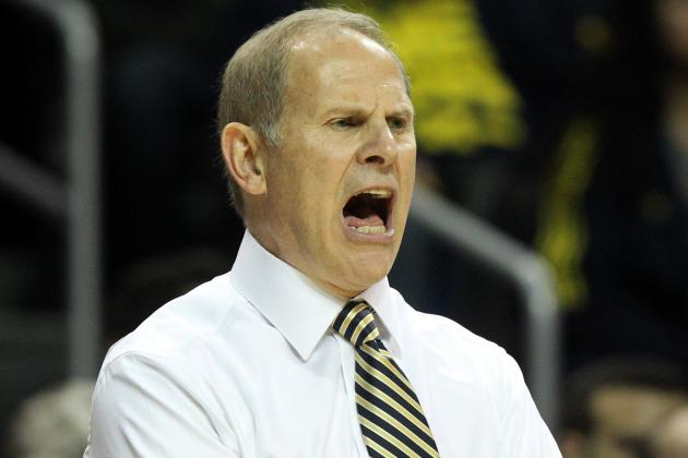 John Beilein Motivates Role Players with Tried-and-True 'Outliers' Pep Talk