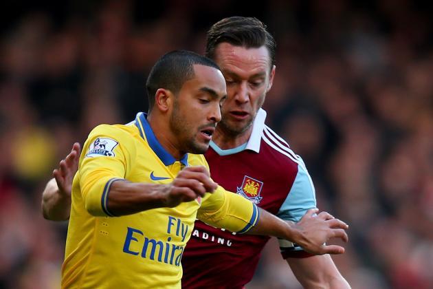 West Ham United vs. Arsenal: Score, Grades and Post-Match Reaction
