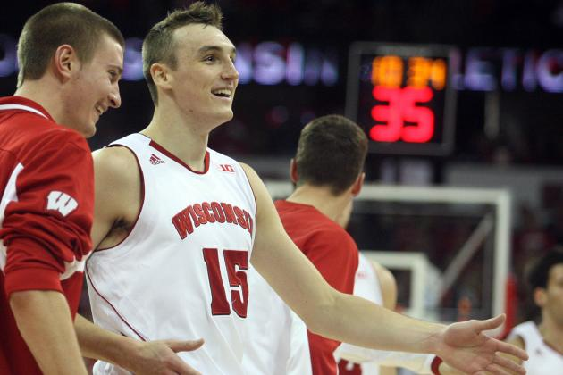 How Do the 2013-14 Badgers Stack Up Against the 2006-07 Squad?