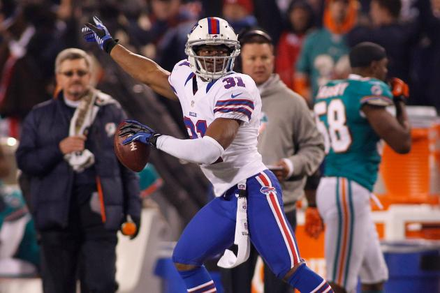 Are We Seeing the Last of Jairus Byrd with the Buffalo Bills?