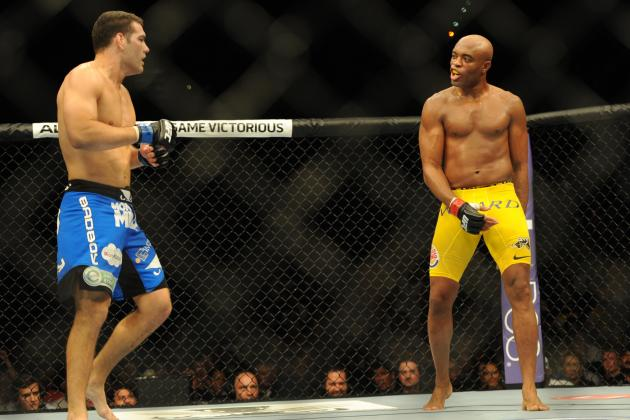 UFC 168: The Critical Change That Anderson Silva Must Make