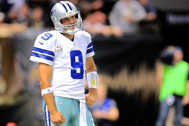Dallas Cowboys Players Privately Don't Believe Tony Romo Will Play