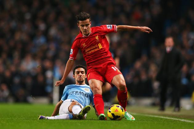 Philippe Coutinho's Lack of Confidence in Front of Goal Is Costing Liverpool