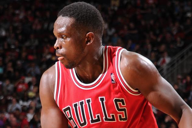 Debate: Should the Bulls Trade Luol Deng?