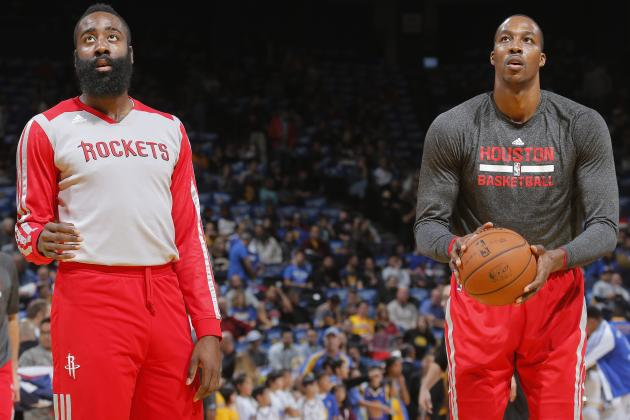 Debate: What Advantages Do Rockets Have Over Top West Teams?