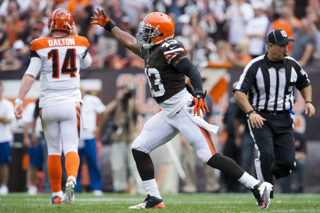 Browns Must Find a Way to Re-Sign Safety T.J. Ward This Offseason